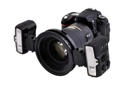 Macro Photography Equipment - Dual / Twin Macro Flash