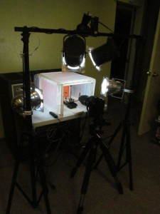 Macro Photography - Focus Stacking Setup