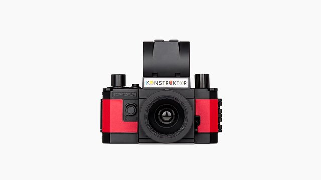 The World's First Build-It-Yourself SLR Camera