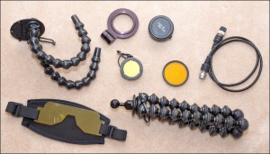 Underwater Macro Photography Equipment Accessories