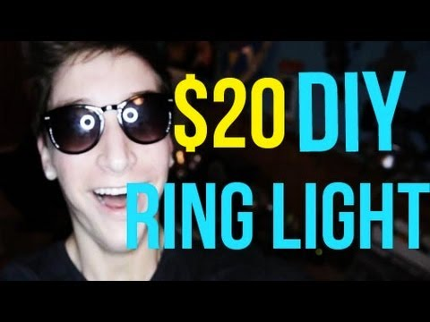 DIY Ring Light – Macro Photography Video