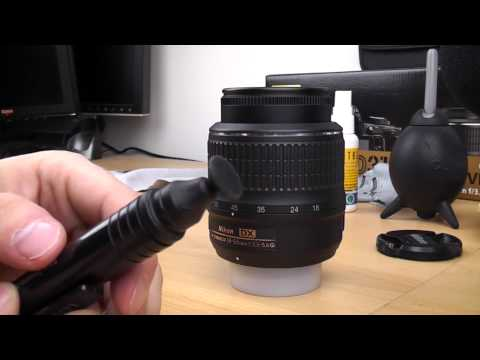 How To Clean DSLR Video