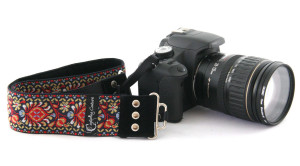 Capturing Couture Camera Strap - Harmony