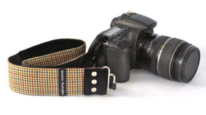 Capturing Couture Camera Strap - The Aaron