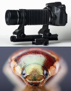 Macro Photography Bellows Lens