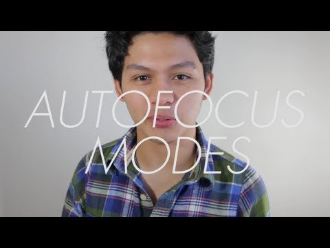 It's Time to Focus People: Understanding Autofocus Modes on your Camera