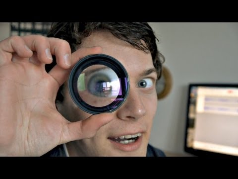 How to Create a Macro Lens Filter at Home