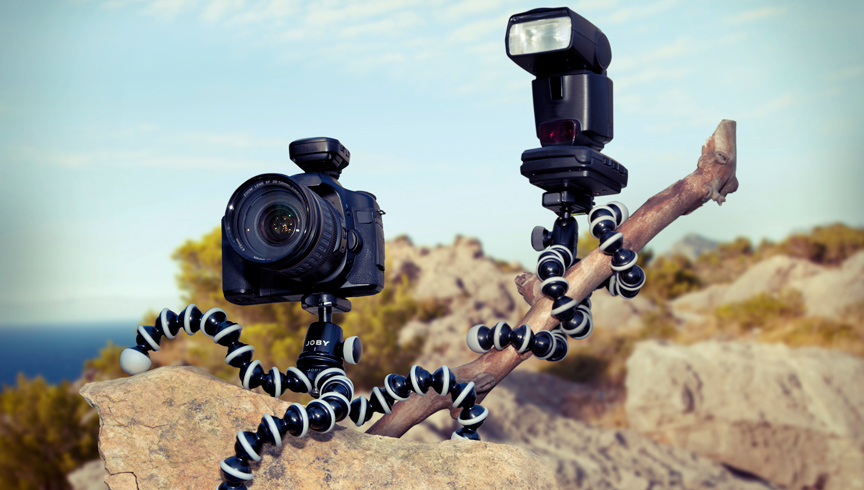 joby gorillapod slr zoom review