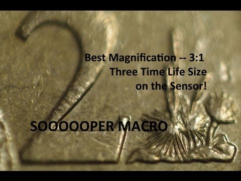 How to Find the Best Reverse Mount Macro Lens
