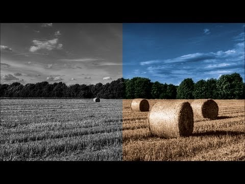 Use Photoshop to Colorize Black and White Photos
