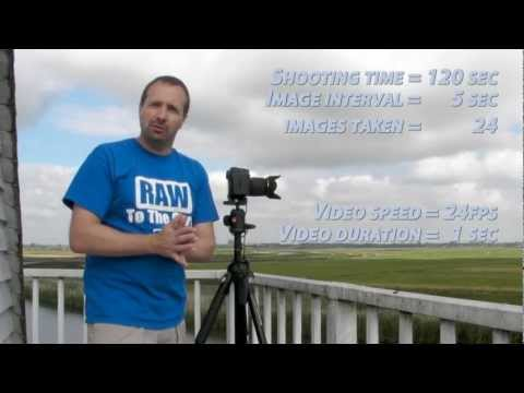 How to Make a Timelapse Video with your DSLR