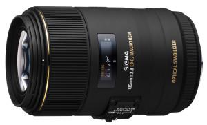 Sigma 105mm F2.8 macro lens