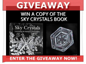 Sky Crystals Book Giveaway