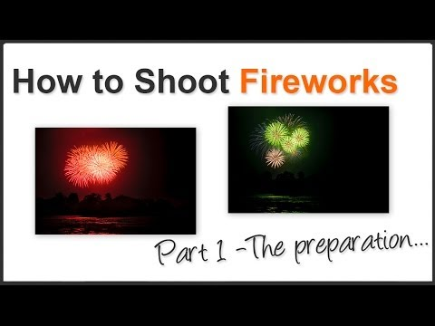 Here's How to take Explosive Firework Photographs